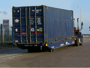 Container Towing Brisbane