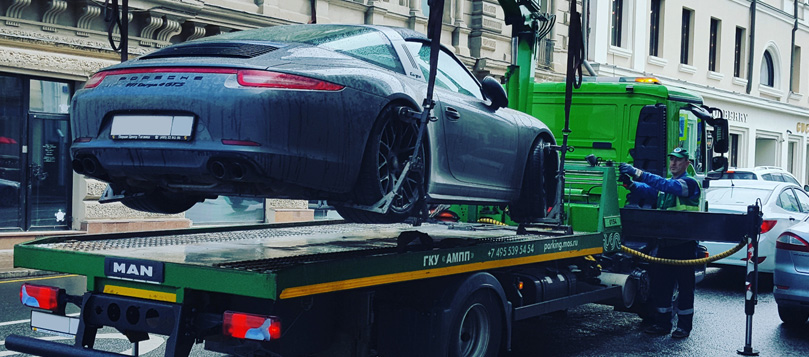 Sports Car Towing Brisbane